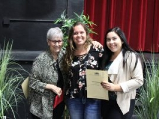 2018 P.R.I.D.E. Scholarship Awards