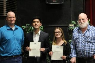2019 P.R.I.D.E. Scholarship Awards, Patterson, CA